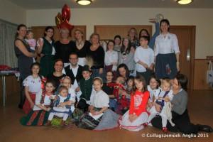 Csillagszeműek Anglia magyar néptanc oktatás táncházak