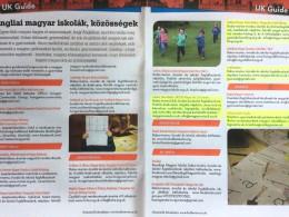 Csillagszemű néptánc oktatás angliai magyar iskolákban