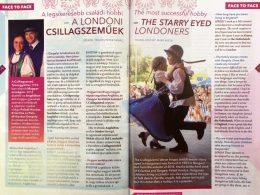 Egy sikeres családi hobbi – Csillagszeműek Anglia (WE Magazin interjú)