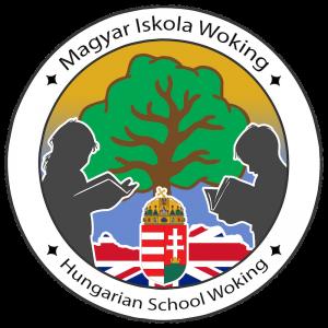 Magyar Iskola Woking uj logo